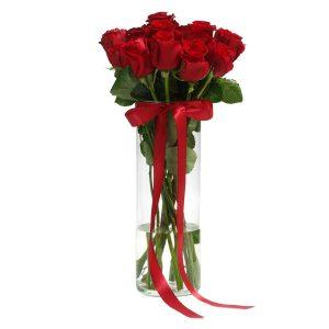 Jarra de Rosas Vermelhas-0