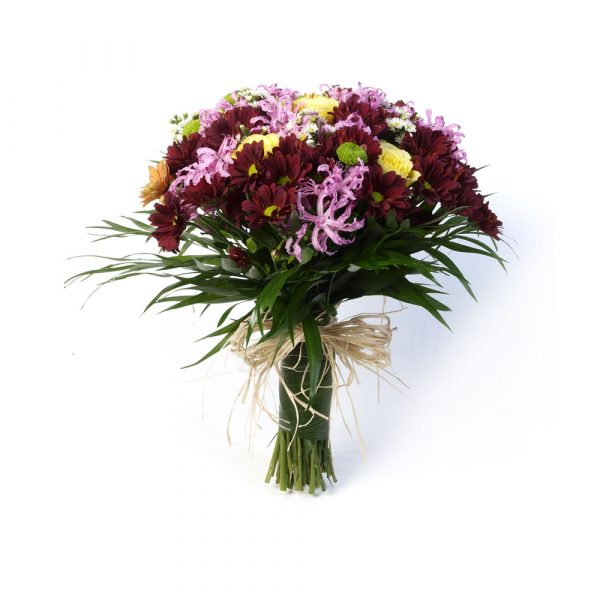 Bouquet de Margaridas e Raquelinas-0