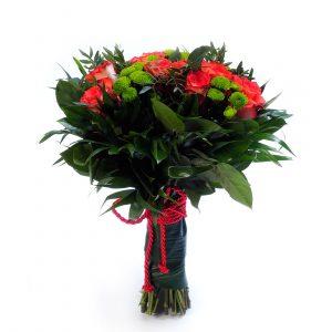 Bouquet de Rosas e Margaridas-0