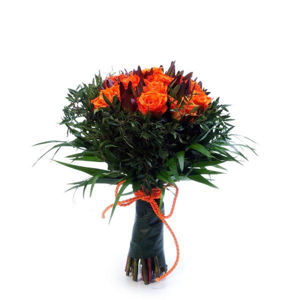 Bouquet Orange-0
