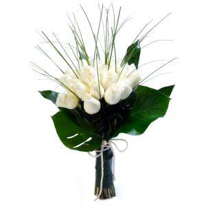 Ramo de Rosas Brancas-0